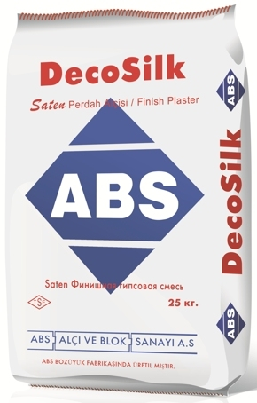 Шпаклевка ABS Satengips финишная 3 кг - 17418