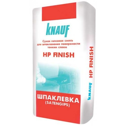 Шпаклевка Knauf HP Finish финишная 25 кг - 17427